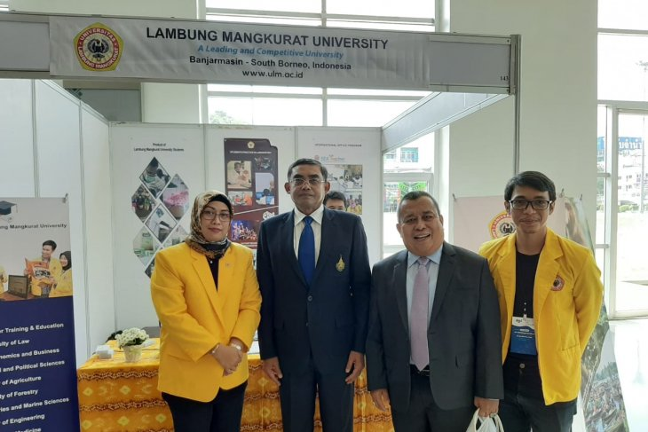 ULM gives Thailand citizens opportunity to study in Indonesia