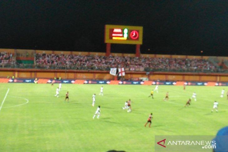 Madura United tersungkur di kandang, kalah 0-1 dari Bali United