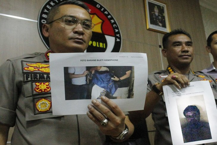 Residivis pembunuh satu keluarga di Serang ditangkap di Lampung