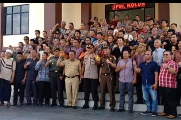 FKUB dan Pemuda Cinta NKRI Sanggau sepakat tolak intoleran dan radikalisme