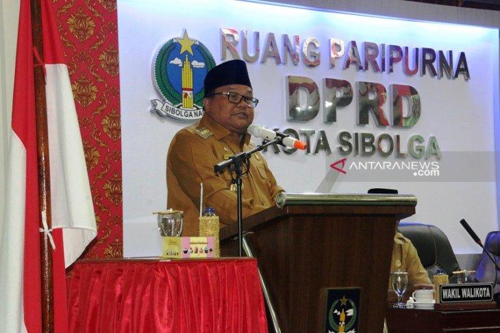 Pengesahan R-APBD Sibolga diwarnai dengan pantun