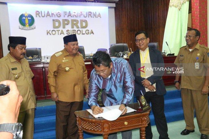 Segini besaran R-APBD Kota Sibolga tahun anggaran 2020
