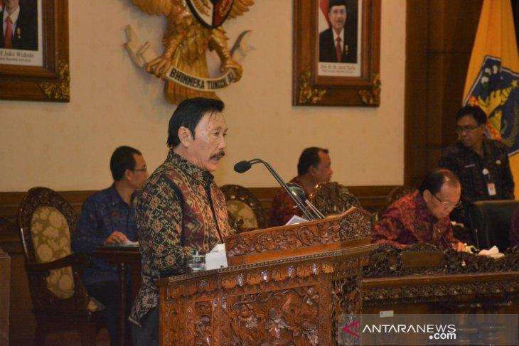 DPRD Bali beri saran untuk ranperda kontribusi wisatawan