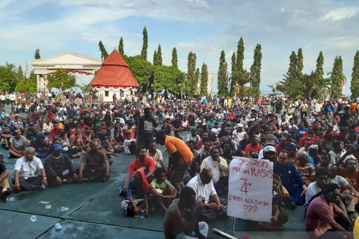 Menjaga Papua damai dalam kebhinekaan
