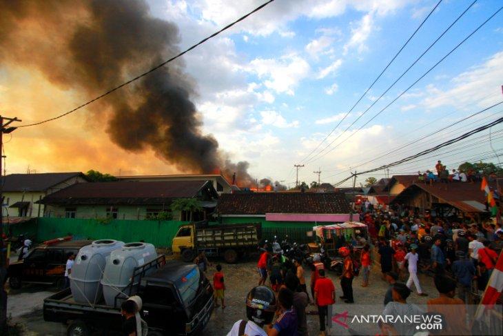 Kebakaran Rumah Penduduk