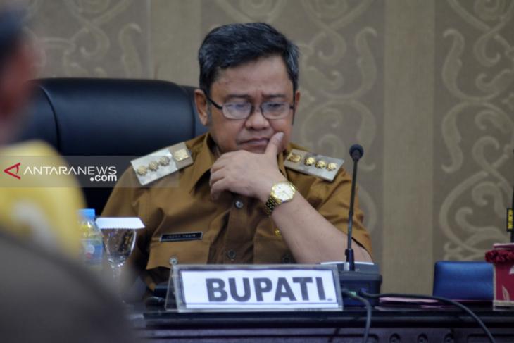 Bupati Indra Yasin pastikan ASN pengguna narkoba tidak dipromosi