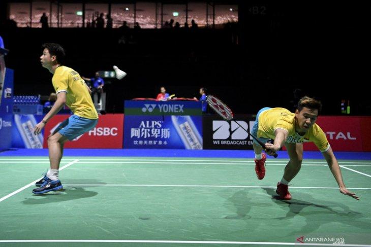 Minions juarai China Open