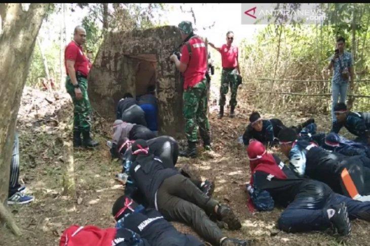 SMN Bangka Belitung kunjungi bunker peninggalan Jepang