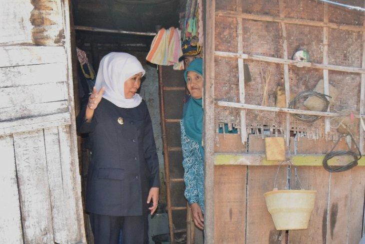 Khofifah: Program perbaikan RTLH di Lamongan tekan kekerdilan