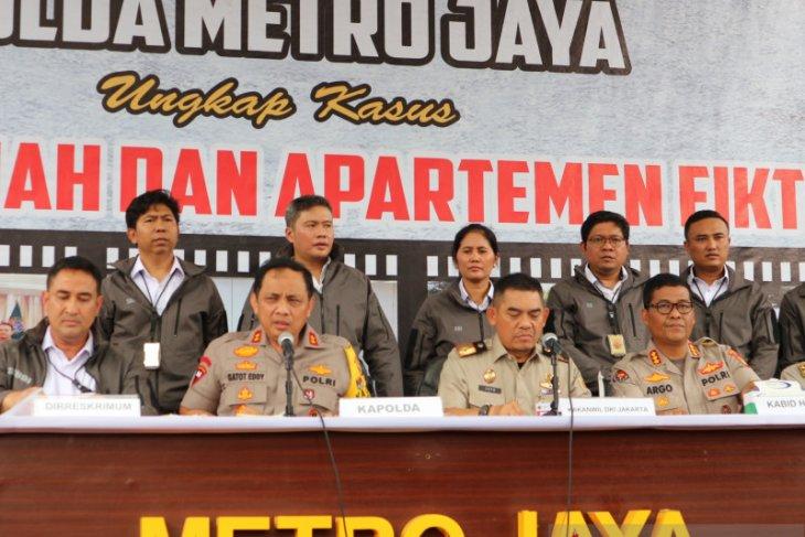 Polda Metro Jaya bongkar dua kasus mafia tanah, modusnya tukar SHM dengan yang palsu