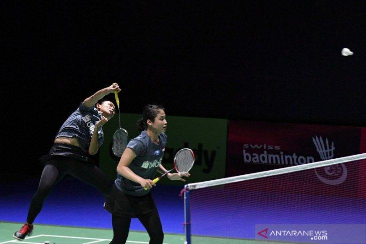 Dua pebulutangkis ganda putri Indonesia lolos ke semifinal Vietnam Open 2019