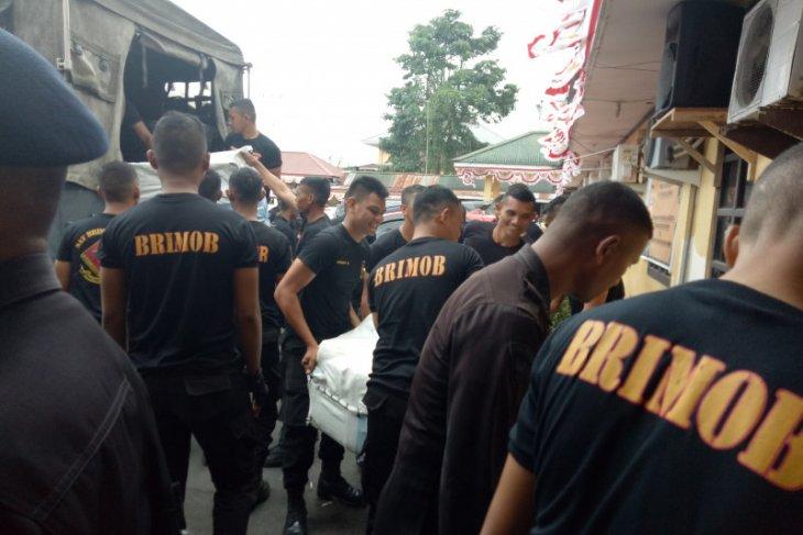 200 Brimob personnel reach Timika to facilitate security restoration