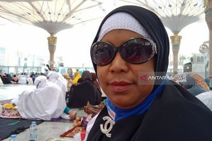 Jamaah haji asal HST  meninggal di Mekkah