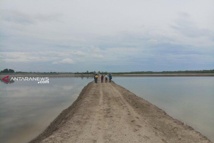 Malaka strives to develop 5,000 hectares salt pond