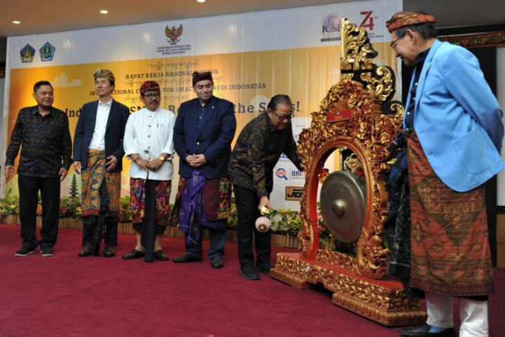 Minister encourages ICSB Indonesia to develop export-oriented SME
