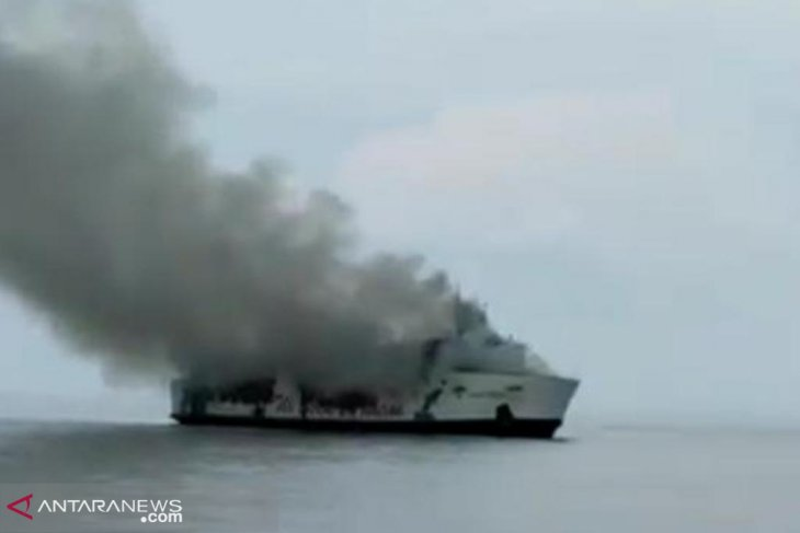 SAR confirms 143 salvaged from MV Santika Nusantara's fiery inferno