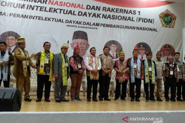 Rencana pemindahan ibu kota ke Kalimantan disambut baik masyarakat Dayak