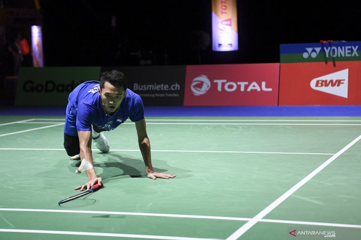 Jojo melaju ke perempat final Korea  Open 2019