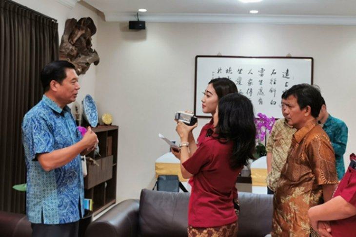 Jurnalis Bali-NTB-NTT kunjungi Tiongkok