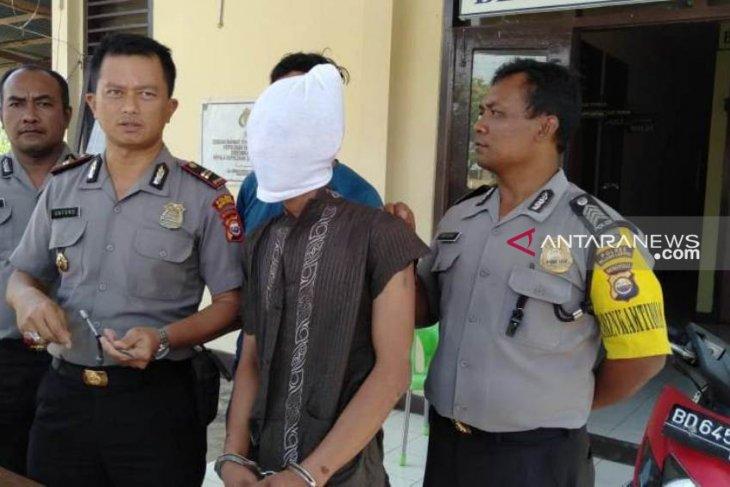 Pencuri sepeda motor di Rejang Lebong diamuk massa