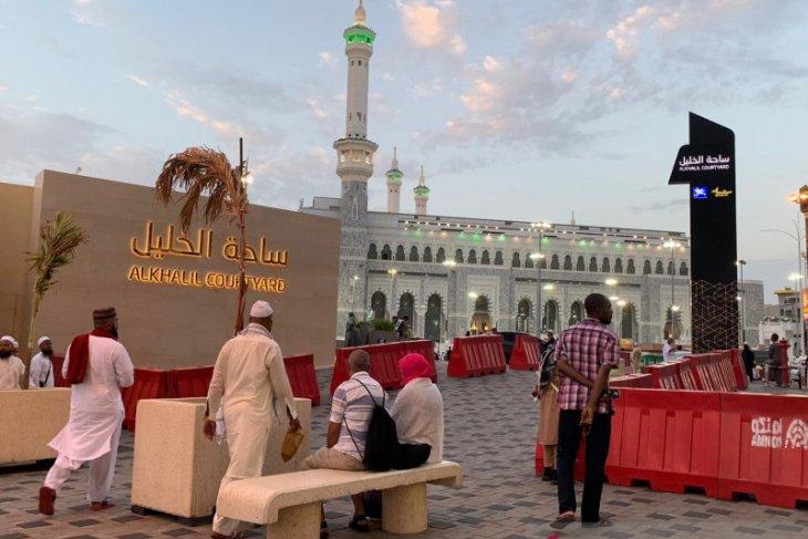 Haji Indonesia berangsur tinggalkan Mekkah