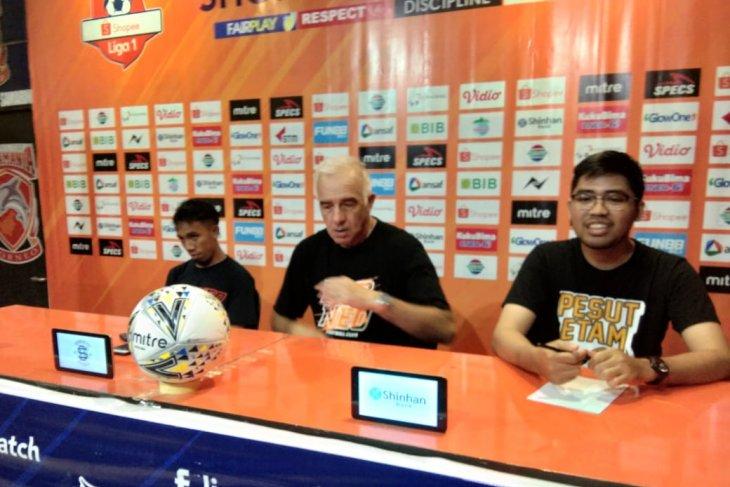 Borneo FC bukukan 10 laga tak terkalahkan