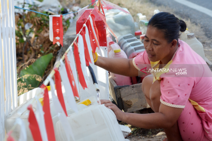Warga Gorontalo Utara minta pemkab kirim air bersih