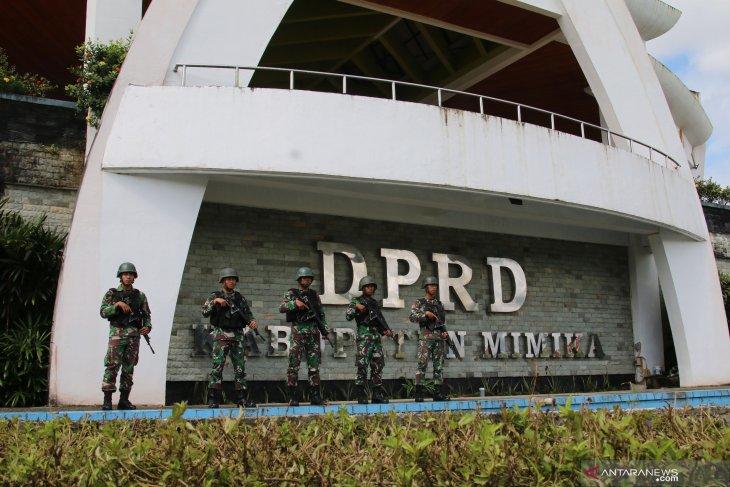 Police identify group spreading rumors in Timika