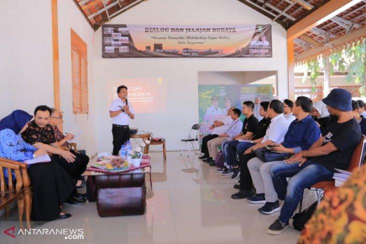 Warga diajak informasikan peninggalan sejarah Kota Tangerang