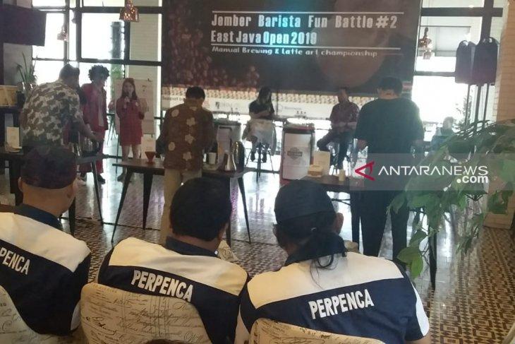 Meotel promosikan kopi Jember melalui ajang