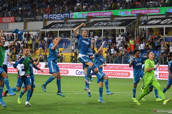 Juventus buka Serie A dengan kalahkan Parma 1-0
