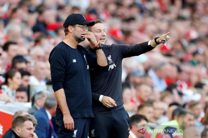 Klopp: Sejujurnya saya kaget dengan permainan yang ditampilkan Arsenal