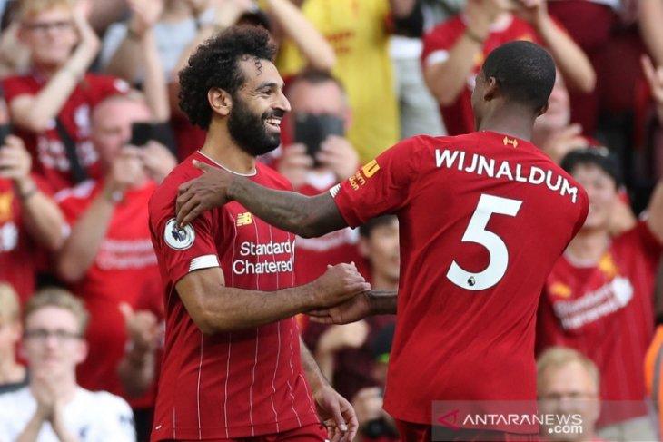 Liverpool kalahkan Arsenal 3-1