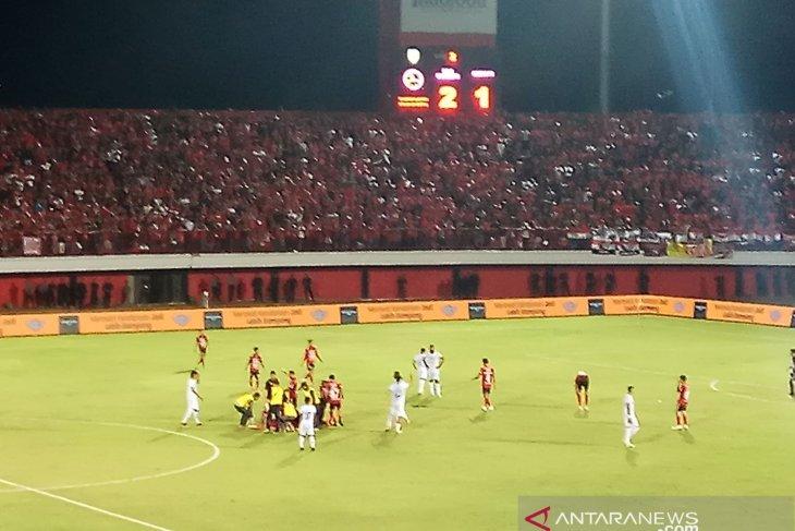 Bali United taklukan Arema FC skor 2-1