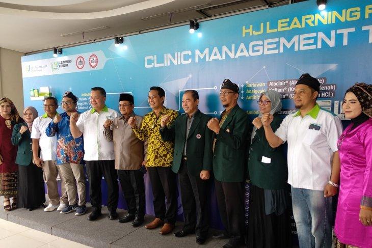 Ratusan dokter di Jambi dibekali pengetahuan manajemen klinik