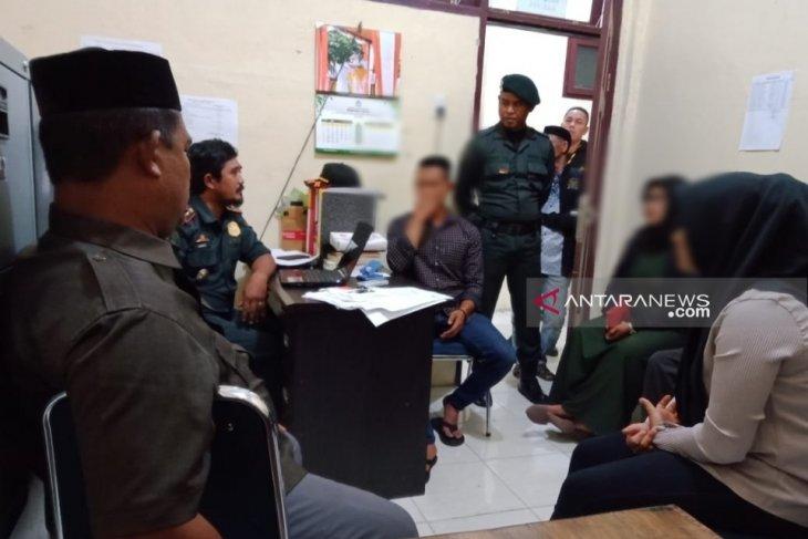 Pasangan muda-mudi di Aceh Barat diamankan diduga melanggar  syariat