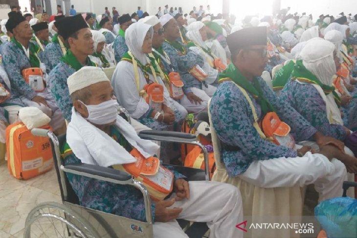 Seorang dari jamaah haji Langkat wafat di Mekkah