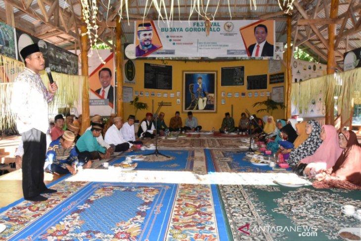 MPR sosialisasikan Empat Pilar di Bubohu Bongo-Gorontalo