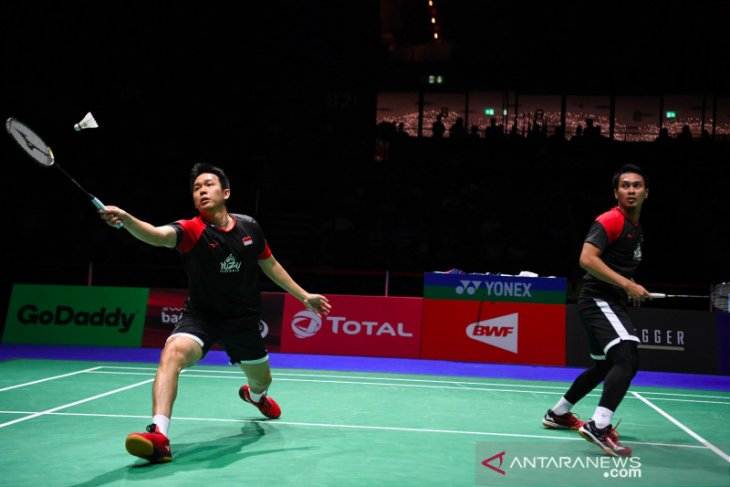 Tim Indonesia siap berlaga China Open 2019