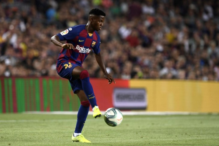Bos Barcelona puji setinggi langit Ansu  Fati
