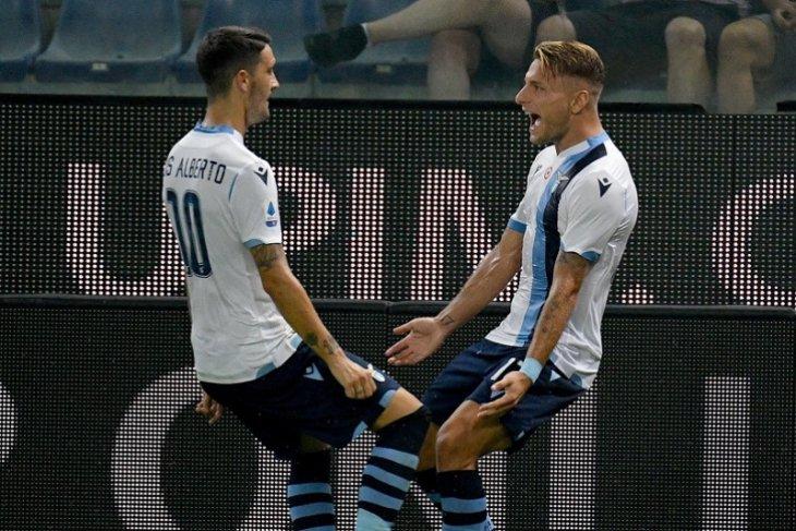 Lazio, Atalanta, Torino menangi pekan pembuka Liga Italia