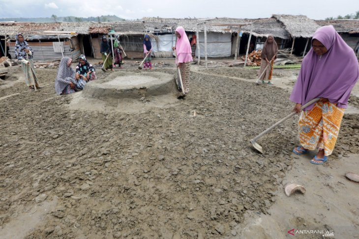 DKP Aceh Utara gelar konsolidasi tingkatkan kapasitas koperasi garam