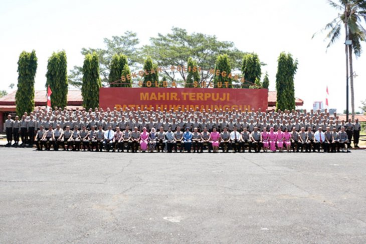 Komjen Arief Sulistyanto berikan pembekalan Siswa Diktukba SPN Polda Sulut