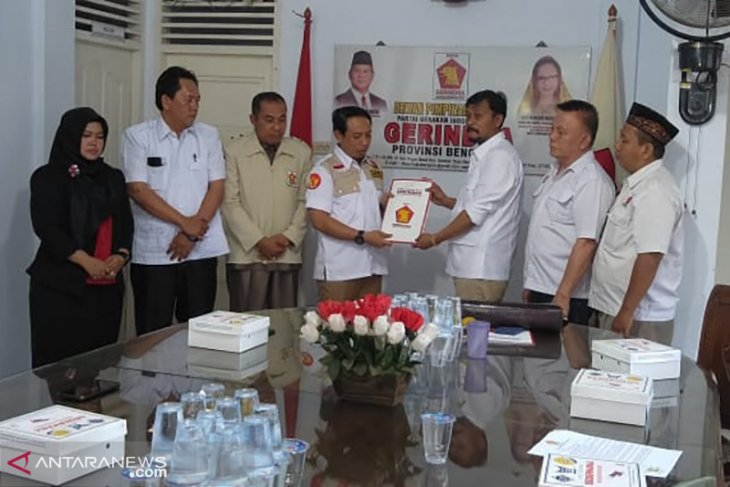 Gerindra tunjuk Suharto jadi wakil ketua dewan provinsi