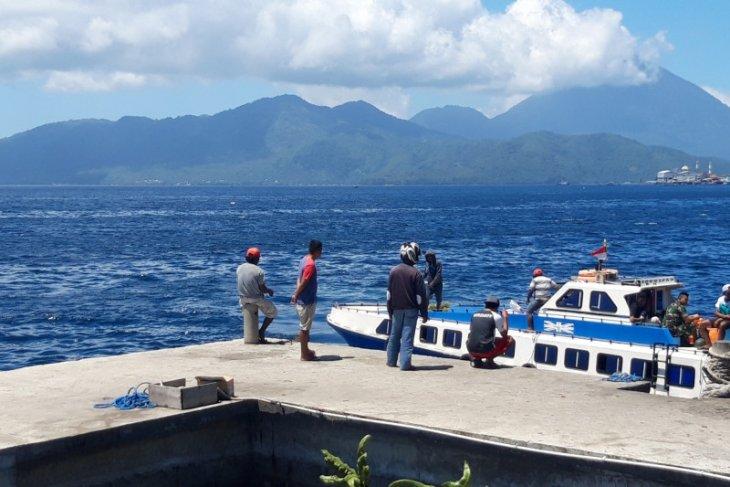 BMKG  perairan Halmahera dilanda gelombang tinggi