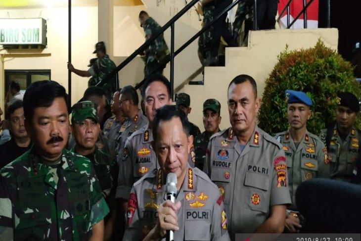 Security, public order in Papua under control: Gen. Tito Karnavian