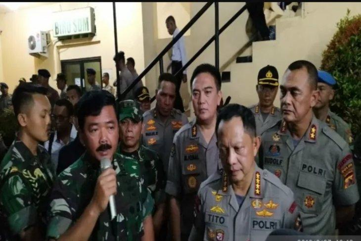 Panglima TNI: Tidak ada ruang bagi pelaku rasis