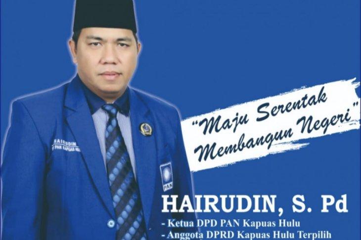 Ketua PAN Kapuas Hulu terpilih siap menyentuh kepentingan masyarakat
