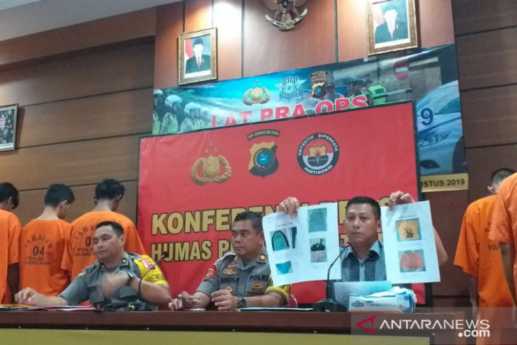 Polres Belitung ungkap 26 kasus selama bulan Juli-Agustus 2019