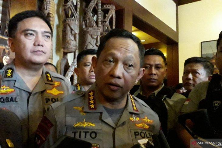 Kapolri tambah pasukan ke Papua Barat untuk PSU
